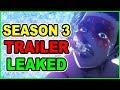 LEAKED! Attack on Titan Season 3 Trailer LEAKED! Shingeki no Kyojin Season 3 Trailer MP3