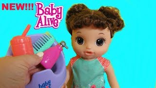 BABY ALIVE Potty Dance Doll Unboxing!