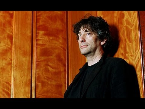 Neil Gaiman author of Stardust and The Sandman comics takes over the Guardian books site