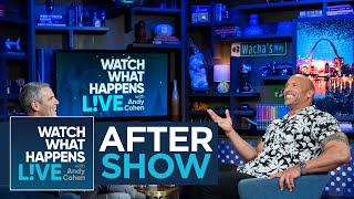 After Show: Did The Rock Set Up Priyanka Chopra And Nick Jonas? | WWHL
