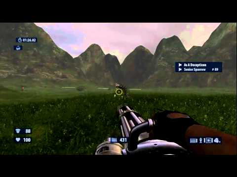 Misc Computer Games - Serious Sam - Cathedral