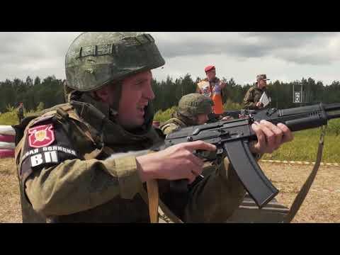 Международные Армейские Игры 2017. Страж порядка