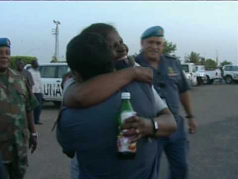 MaximsNewsNetwork: DARFUR PEACEKEEPERS RELEASED (UNAMID)