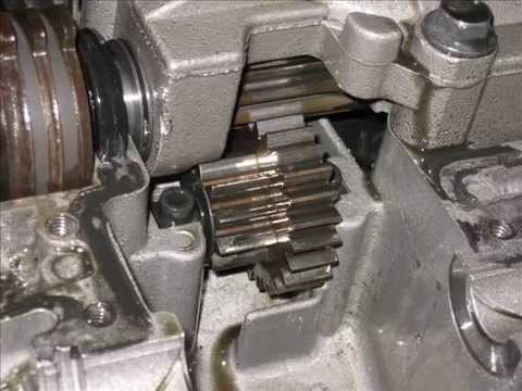 1998 Bolens Mtd Hydrostatic Transmission Removal Youtube