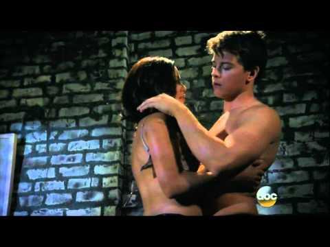 ~GH~ Michael and Sabrina make love (06/29/15)