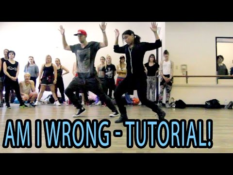 AM I WRONG - Nico & Vinz Dance Tutorial | @MattSteffanina Choreography (@DanceVidsLive) klip izle