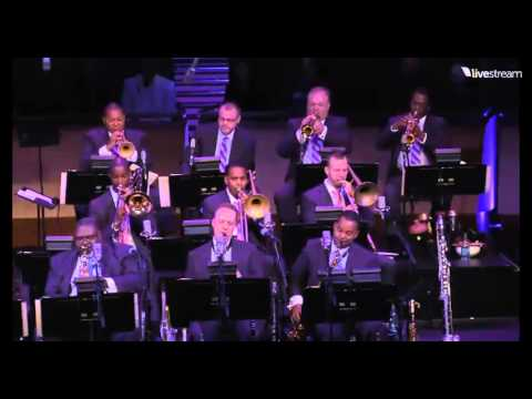 Bob McFerrin & The Lincoln Center Jazz Orchestra  My Audiobiography 2012