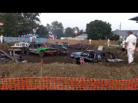 Demo Derby Stoughton, WI 2011