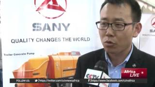 CCTV: Ethiopia International Construction Exhibition