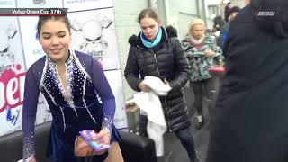 Daniela Vonda VOLVO OPEN CUP 37th debutant
