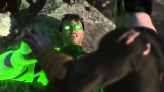 DC Badass superhero fight