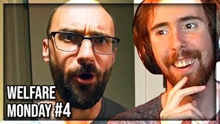 ASMONGOLD - WELFARE MONDAY - THE RETURN OF SELLOUT STREAMS! #4