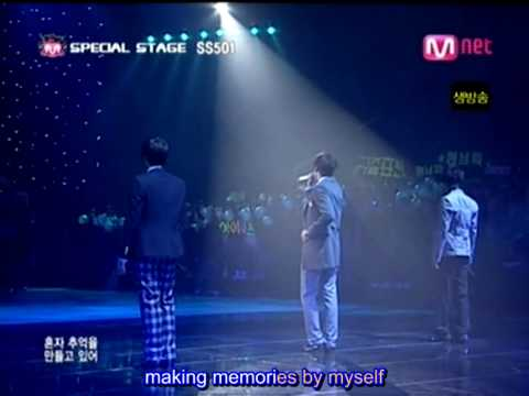 SS501 Because I'm stupid (eng)
