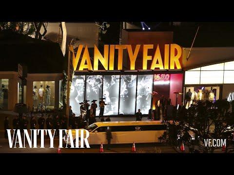 Hollywood's Big Night: Inside the 2014 Vanity Fair Oscar Party