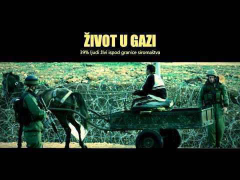 Gaza - najveći zatvor na otvorenom... www.exitmediafilm.com