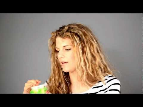 Styling tips for naturally curly hair