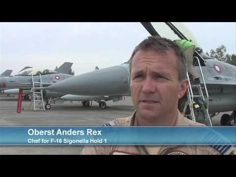 Sådan Gik Det På F-16 Sigonella Hold 1
