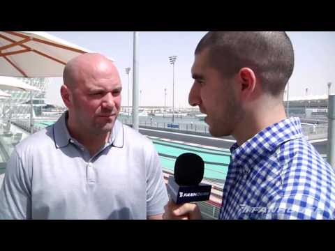 Dana White talks UFC 112, Afghanistan, GSP vs. Silva at 170