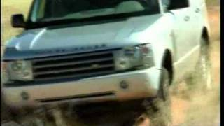 Range Rover driving experience DVD Part 1