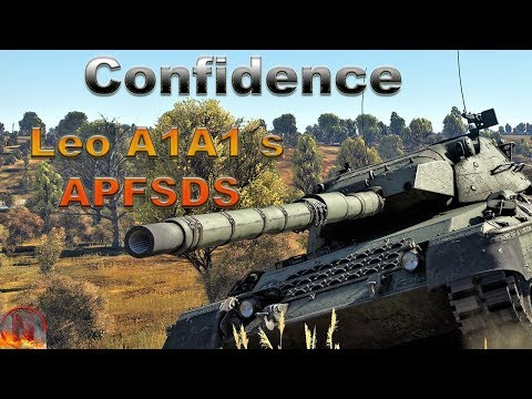 WT    DM23 - Leo A1A1´s APFSDS is Fantastic thumbnail