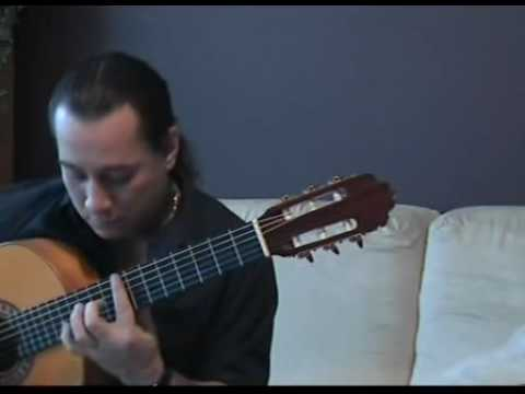 Learn Vicente Amigo's -Taranta- from Rezar Dominguez