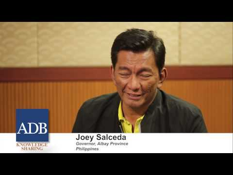 Sustainable Asia Leadership Program: Joey Salceda