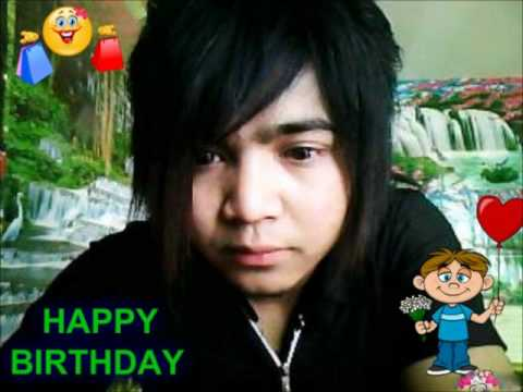 Myanmar Love Song+happybirthday video