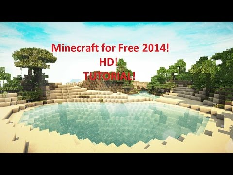 How to download and Play Minecraft 1.7.10 With Multiplayer for FREE 2014 HD