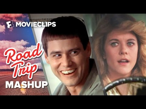 Life on the Road - Ultimate Road Trip Mashup (2016) HD