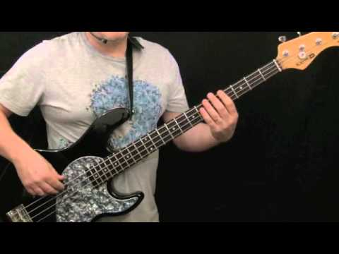 How To Play Bass To Red Red Wine UB40