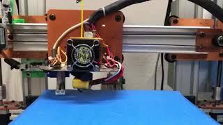 3D Printer Auto Bed Calibration (Ord Bot Hadron)