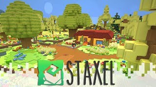 GETTING STARTED - STAXEL - EP01 (Gameplay)