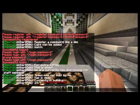 Minecraft 1.6.4 Cracked Server 24/7 MinionCraft (NoLag)(Dedicated)(Faction)(Crac