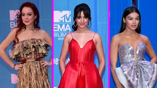 2018 MTV EMAs: Camila Cabello, Hailee Steinfeld & More Stun On The Red Carpet | Access