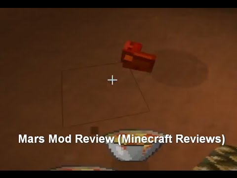 Mars Mod Review (Minecraft Reviews)
