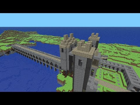 Minecraft: Creator Notch Commentary - Beta 1.8 Preview