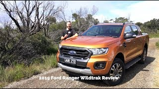 2019 Ford Ranger Wildtrak Review: Engine, Interior, On- and Off-Road