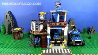 LEGO Mountain Police Films