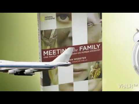 Meeting the Family Donovan Webster Book Trailer