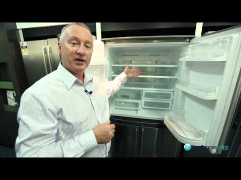 Electrolux EQE6007 4 Door Fridge Reviewed By Product Expert - Appliances Online