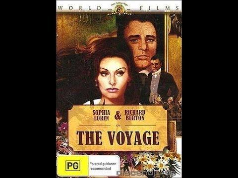 THE VOYAGE -1974-  Richard Burton, Sophia Loren (English Subtitles)