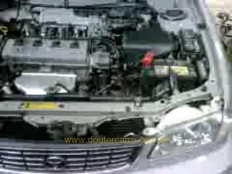 Dr Carro Local Numero Motor Chassi Corolla 99 Youtube