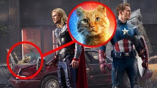Why The Cat In Captain Marvel Has More Meaning Than You Think