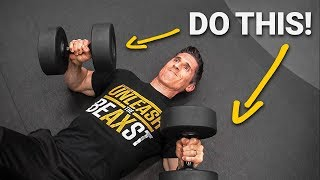 How to Increase Your Bench Press (FASTEST WAY!)