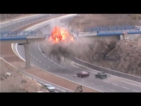 Making of Fast and the Furious 6 - Explosion auf Teneriffa - A todo gas 6 Music Videos