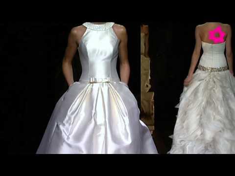 Vestidos atrevidos para una novia muy sexy