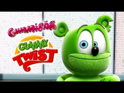 The Gummy Twist Full Version - Gummibär - The Gummy Bear Song video