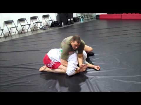 Bend Jiu Jitsu and MMA Training - Fancy Arm Submission Image 1