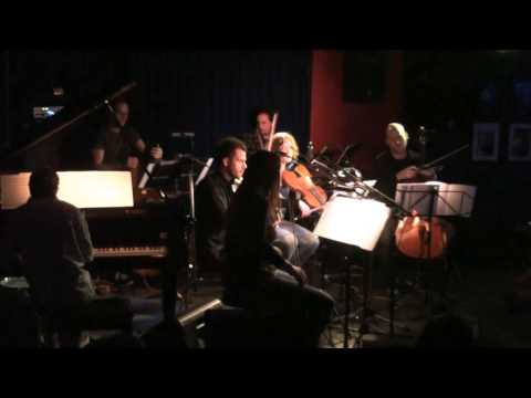 Acre Of Time by Sean Foran. Performed by Trichotomy & String Quartet. Recorded live at Bennetts Lane as part of the 2012 Melbourne Fringe Festival (30-9-12).
