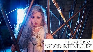 "Download Lagu ""Good Intentions"" BEHIND THE SCENES Gratis STAFABAND"